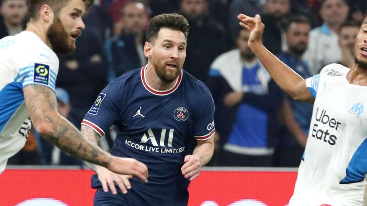 Lionel Messi - PSG - October 24, 2021