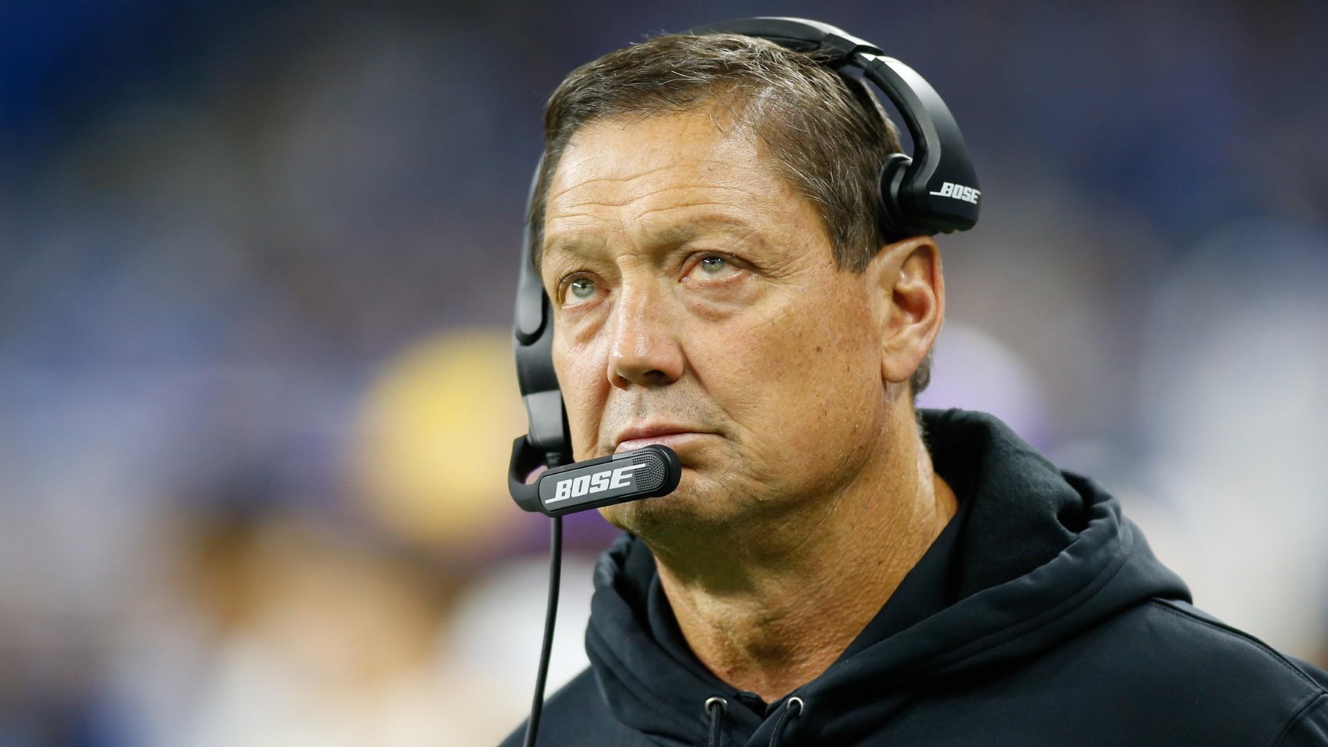 Vikings assistant coach Rick Dennison out after refusing COVID-19 vaccine, report says