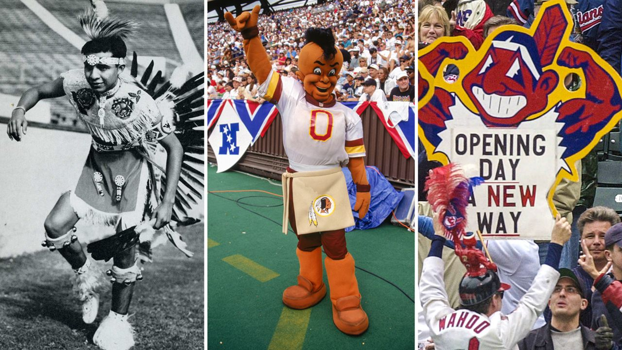 Sports Teams That Retired Native American Mascots Nicknames Sporting News
