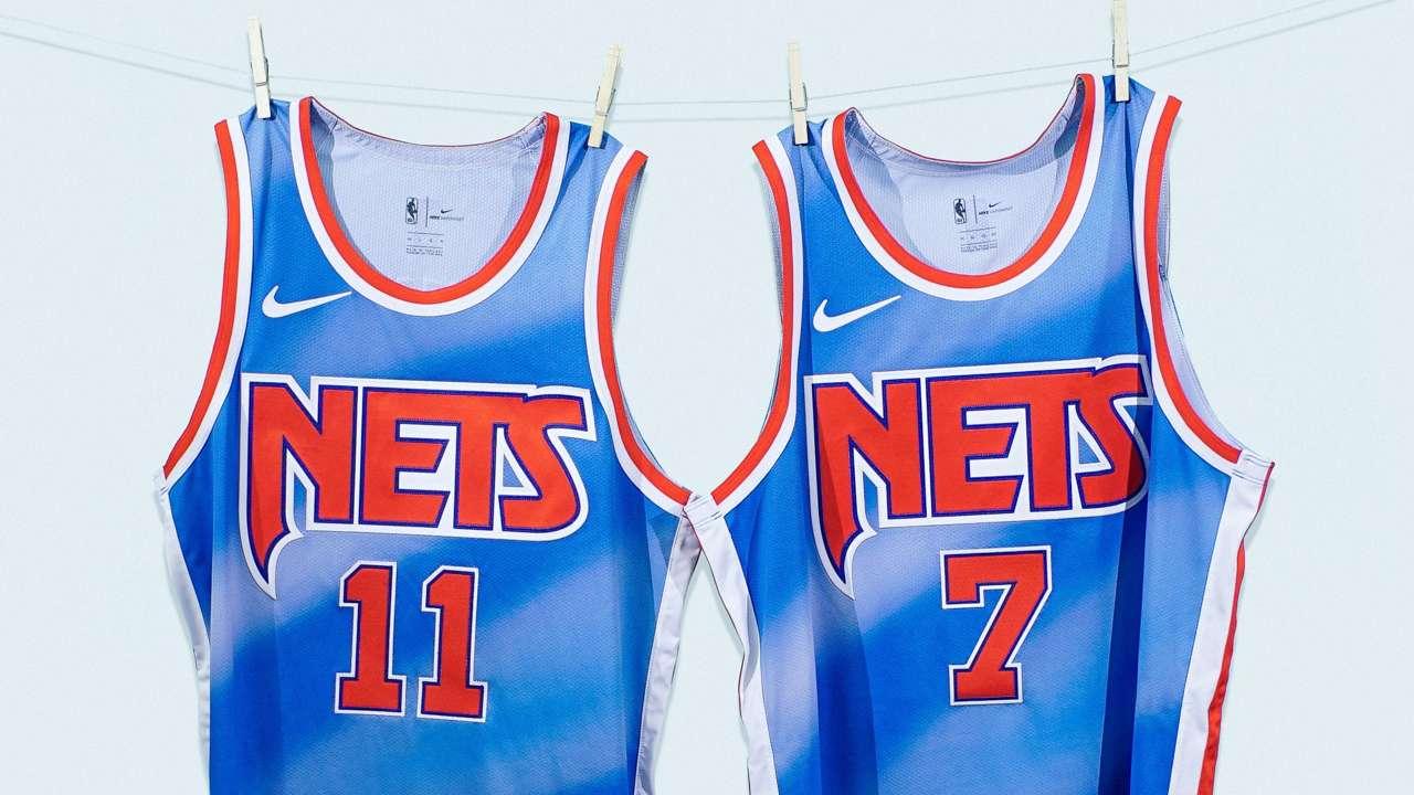Brooklyn Nets Classic Edition Jersey