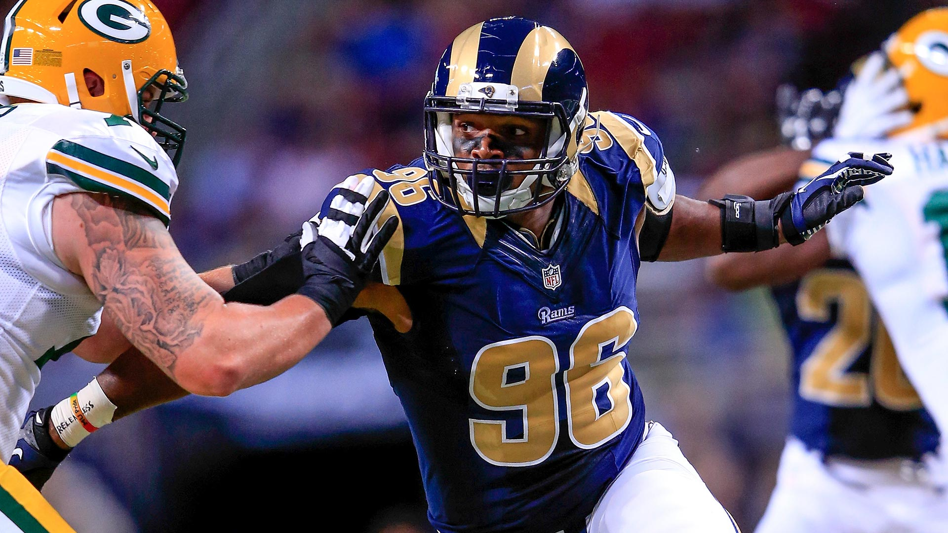Michael Sam's NFL reviewing CFL career after Raiders' Carl Nassib announced he was gay