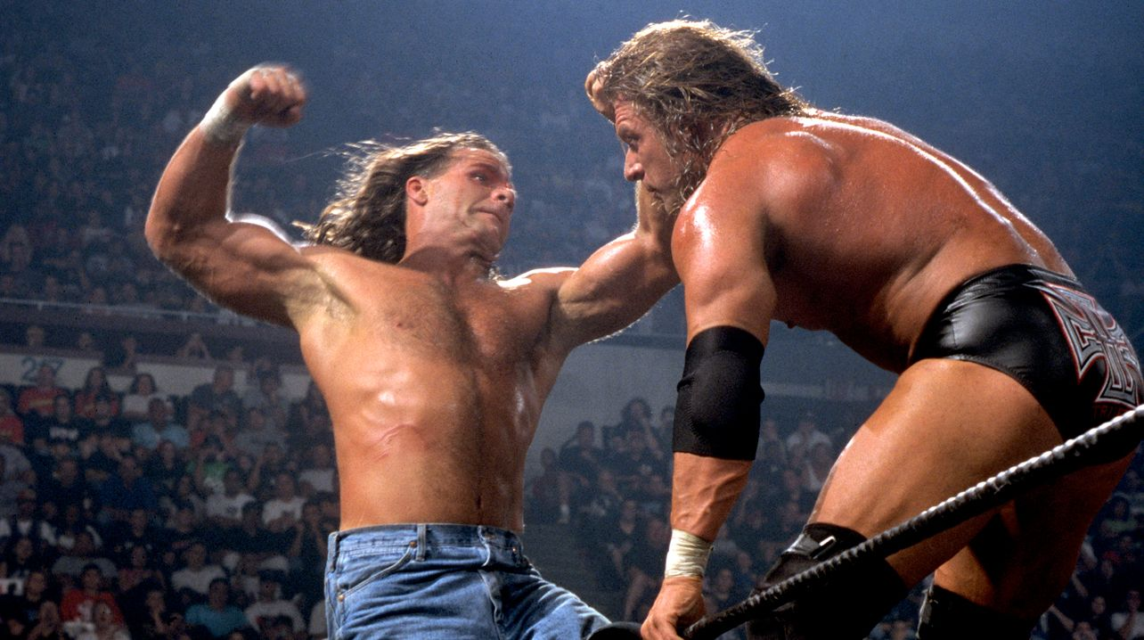 Ranking the top SummerSlam matches of all time   Sporting News Canada