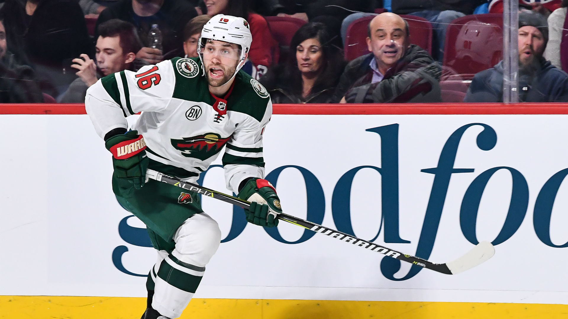 Nhl Rumor Roundup Jason Zucker S Days With Wild Numbered After
