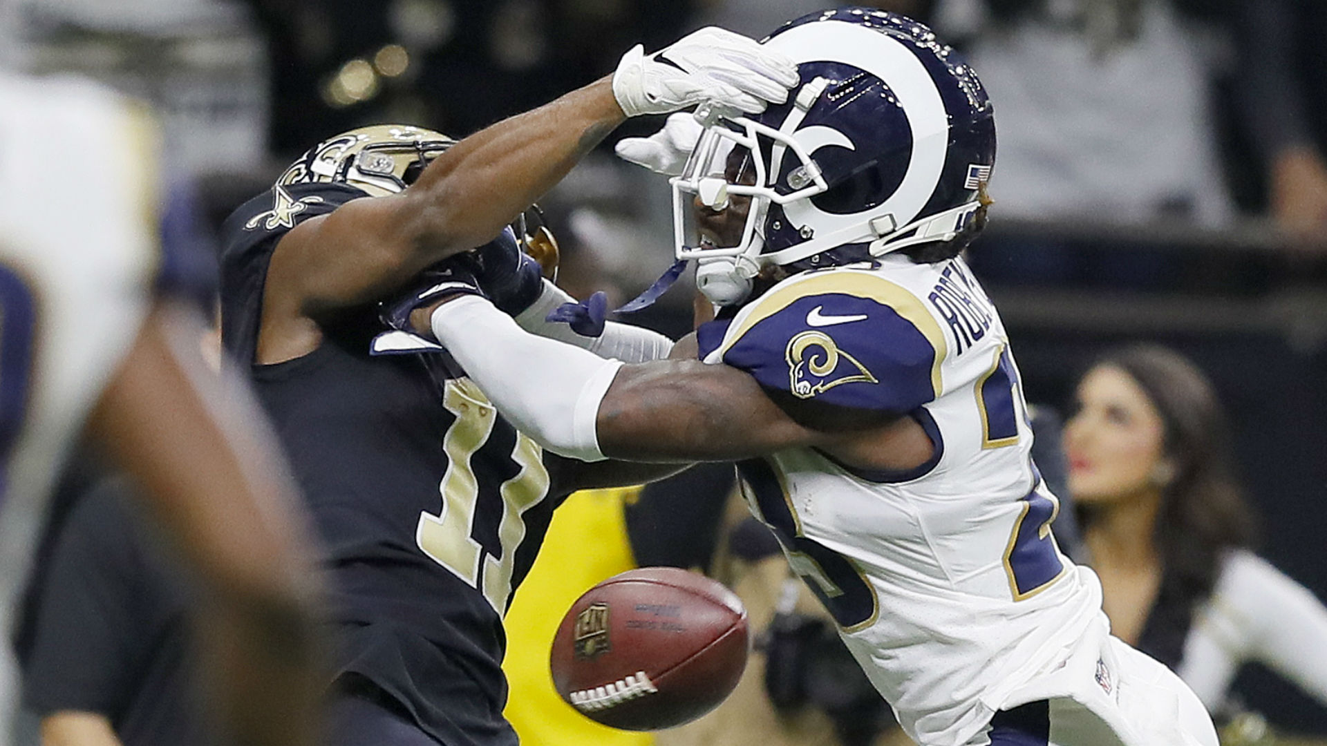 The NFL is ditching pass interference replay review for all the right reasons 1