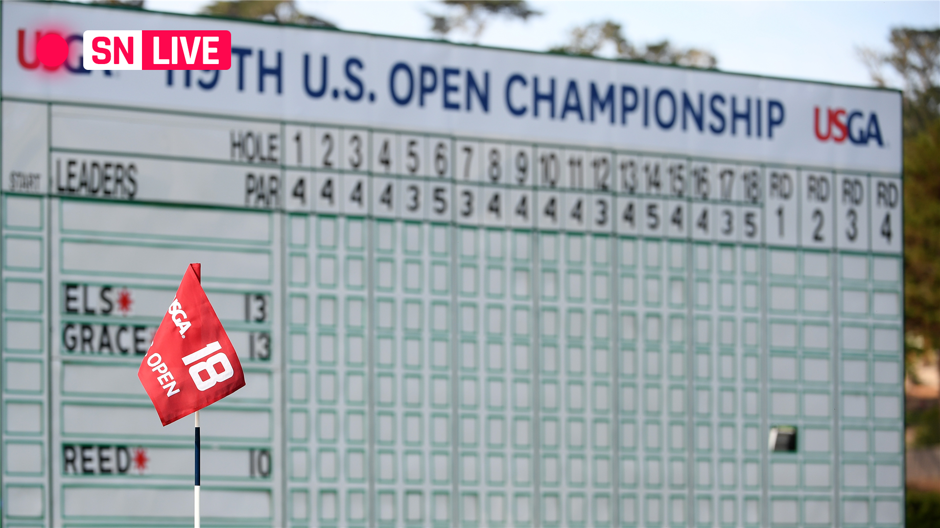U S Open 2019 Leaderboard Live Golf Scores Results From Sunday S Round 4 Sporting News