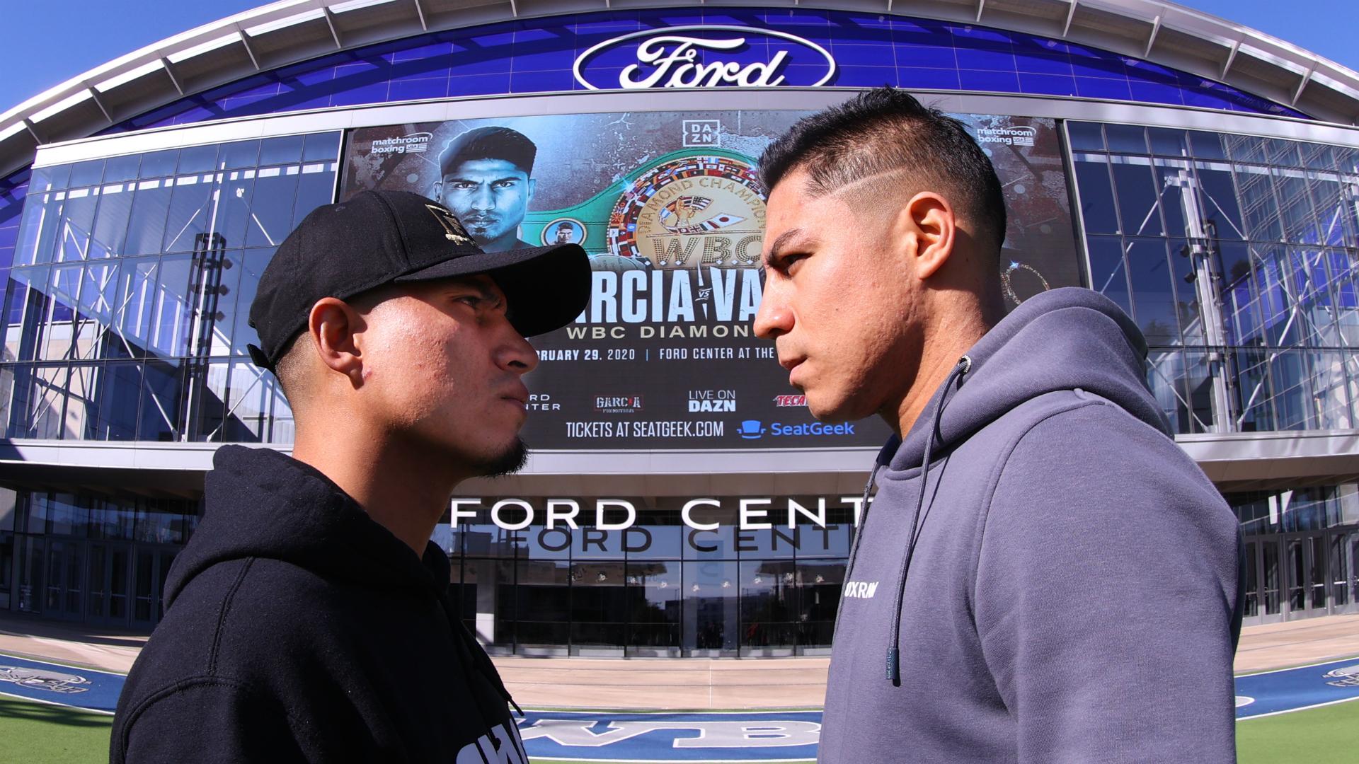 Mikey García vs.Jessie Vargas fecha, hora de inicio, tarjeta, precio y cuotas de boxeo para la pelea de peso welter 69