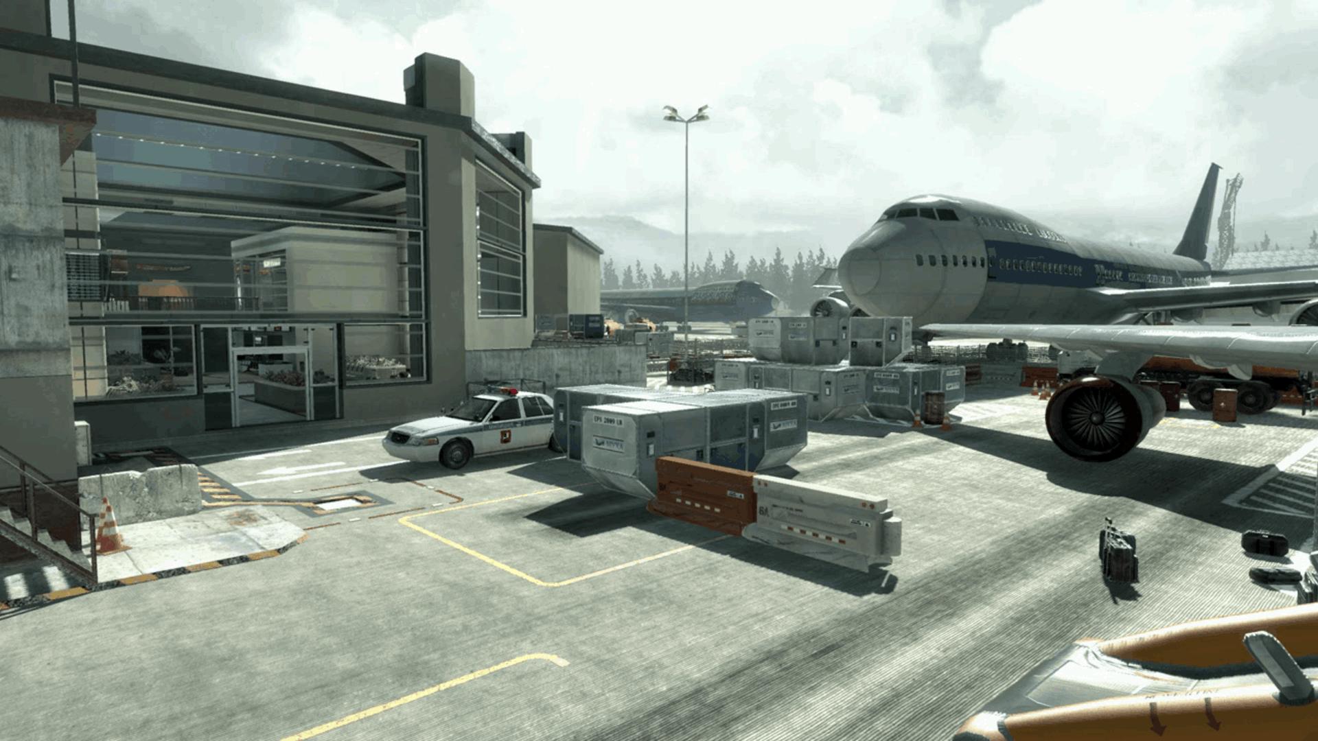 El remaster de 'Modern Warfare 2' mantendrá un controvertido nivel de tiro masivo 6