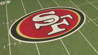 Madden NFL San Francisco 49ers field logo