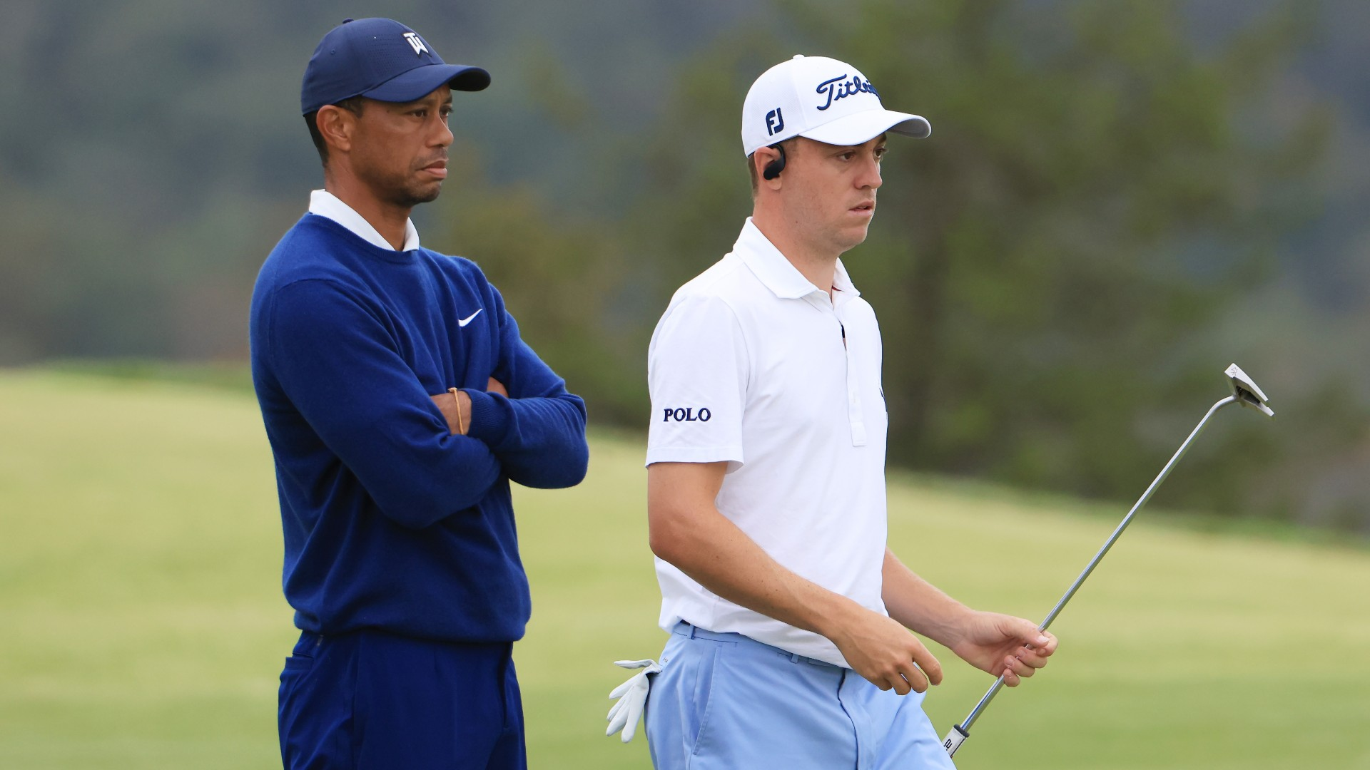 Justin Thomas said Tiger Woods helped him regain form in the difficult start to 2021