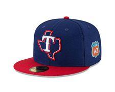 Rangers FTR spring training hats MLB .jpg