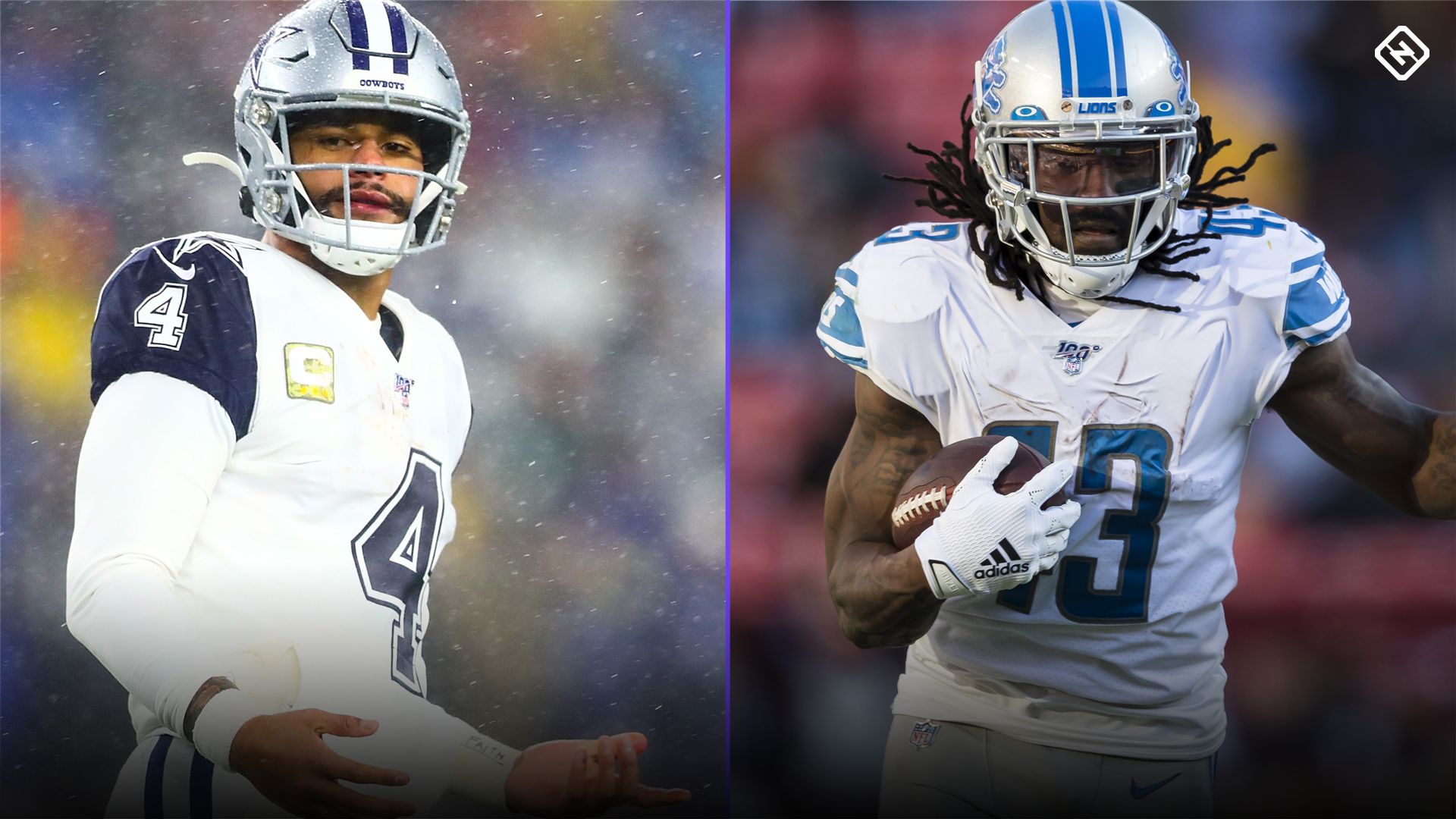 Who to start and sit in fantasy football for NFL Thanksgiving games