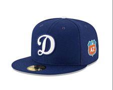 Dodgers FTR spring training hats MLB .jpg