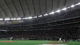 東京ドーム, NPB