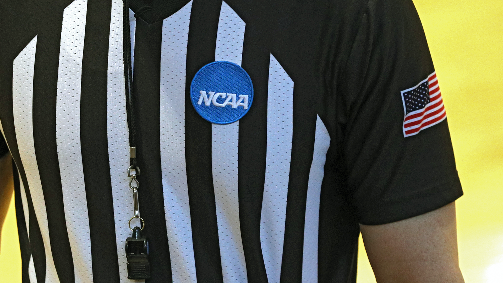 NCAA removes six top game officials from March Madness over positive COVID-19 test, contact tracing