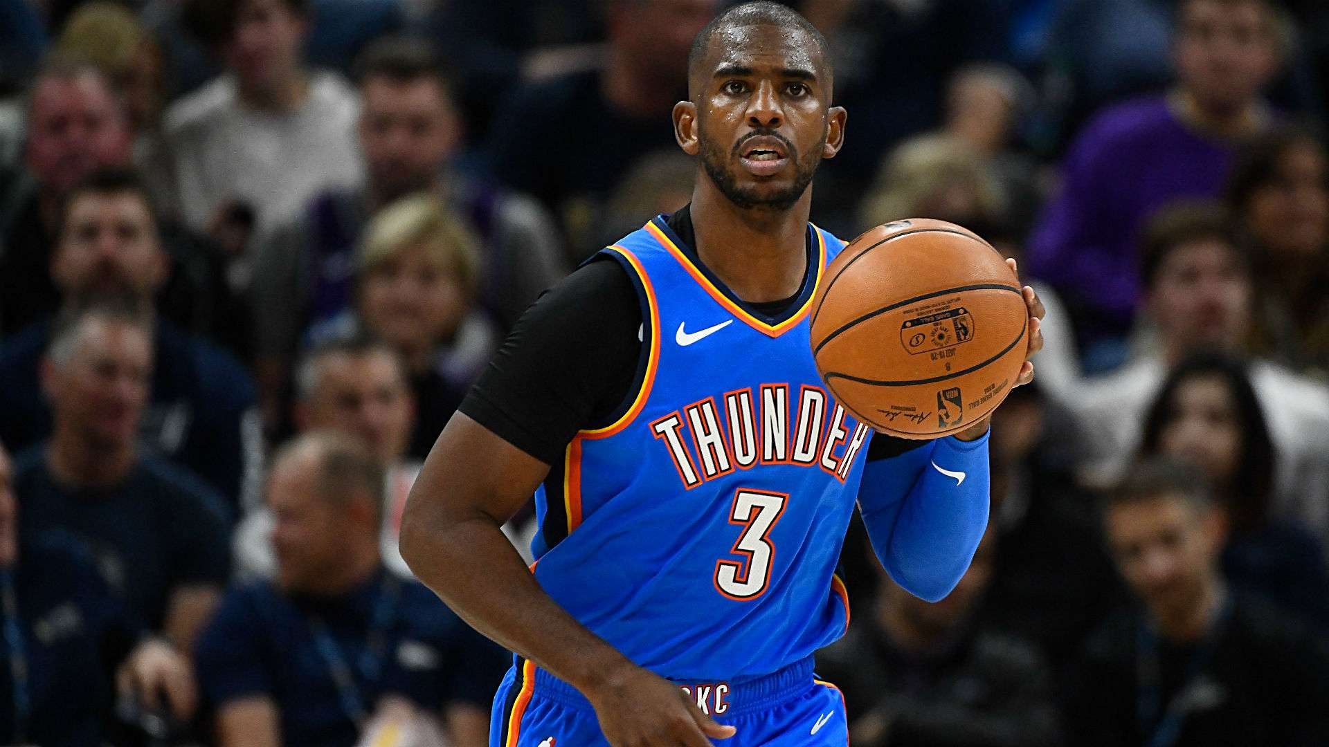 Chris Paul Trade Grades Suns Make Push For Contention Thunder Continue Loading Up On Draft Picks Sporting News