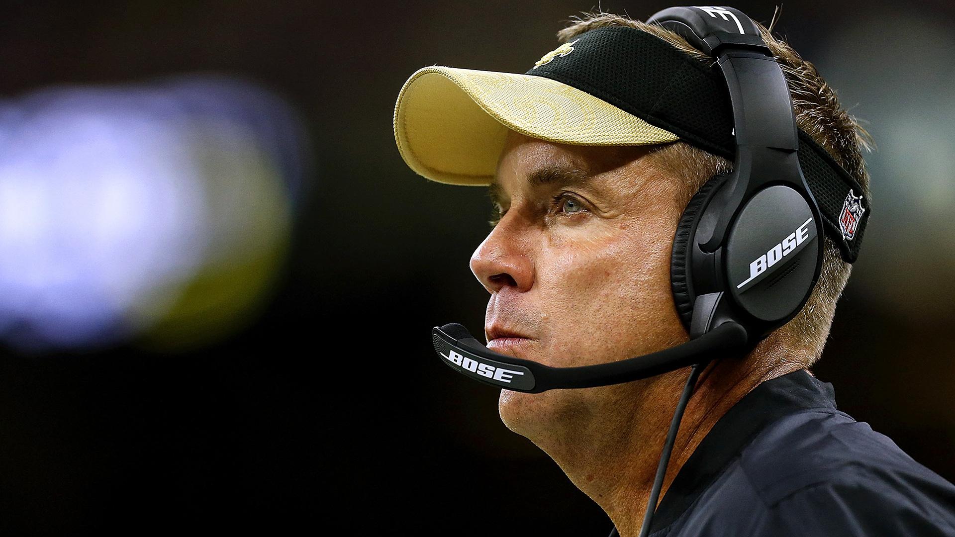 El entrenador de los Saints, Sean Payton, dice que dio positivo por coronavirus 23