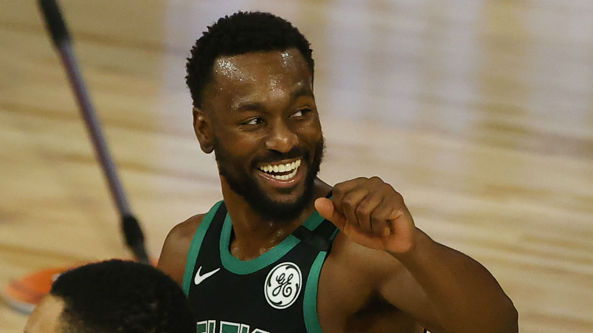 The Celtics are giving Kemba Walker the support he's always needed 1