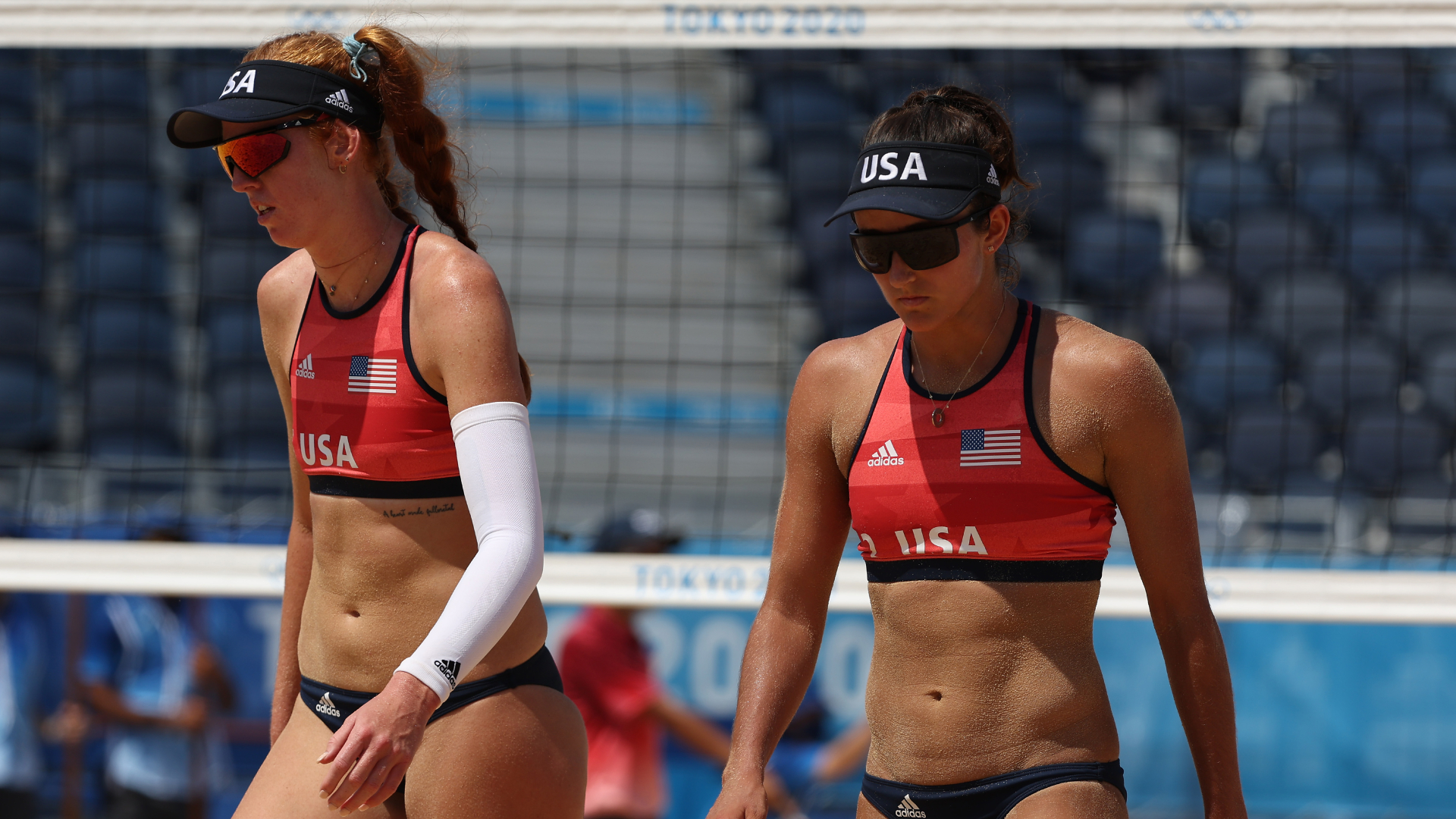 Twitter incensed as USA volleyball suffers controversial loss to Canada following challenge reversal