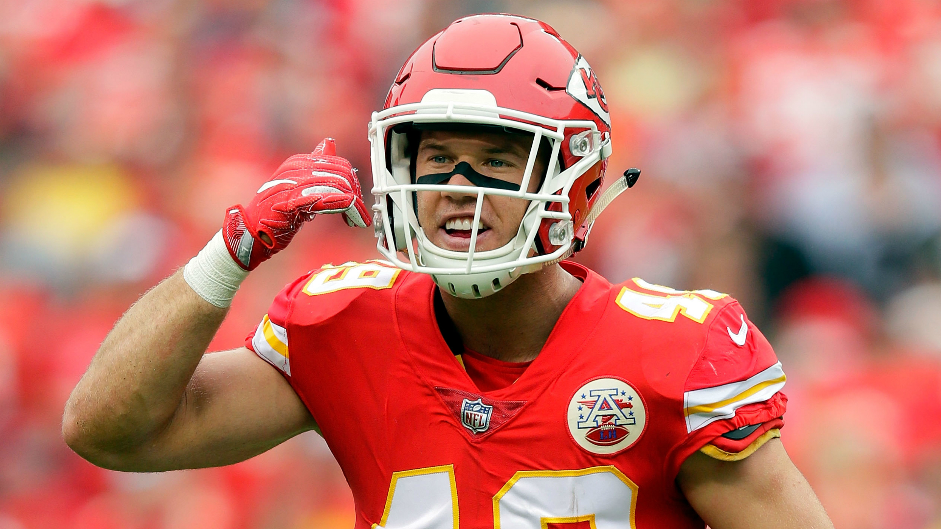Did Chiefs Daniel Sorensen commit helmet-to-helmet penalty against Browns on controversial touchback