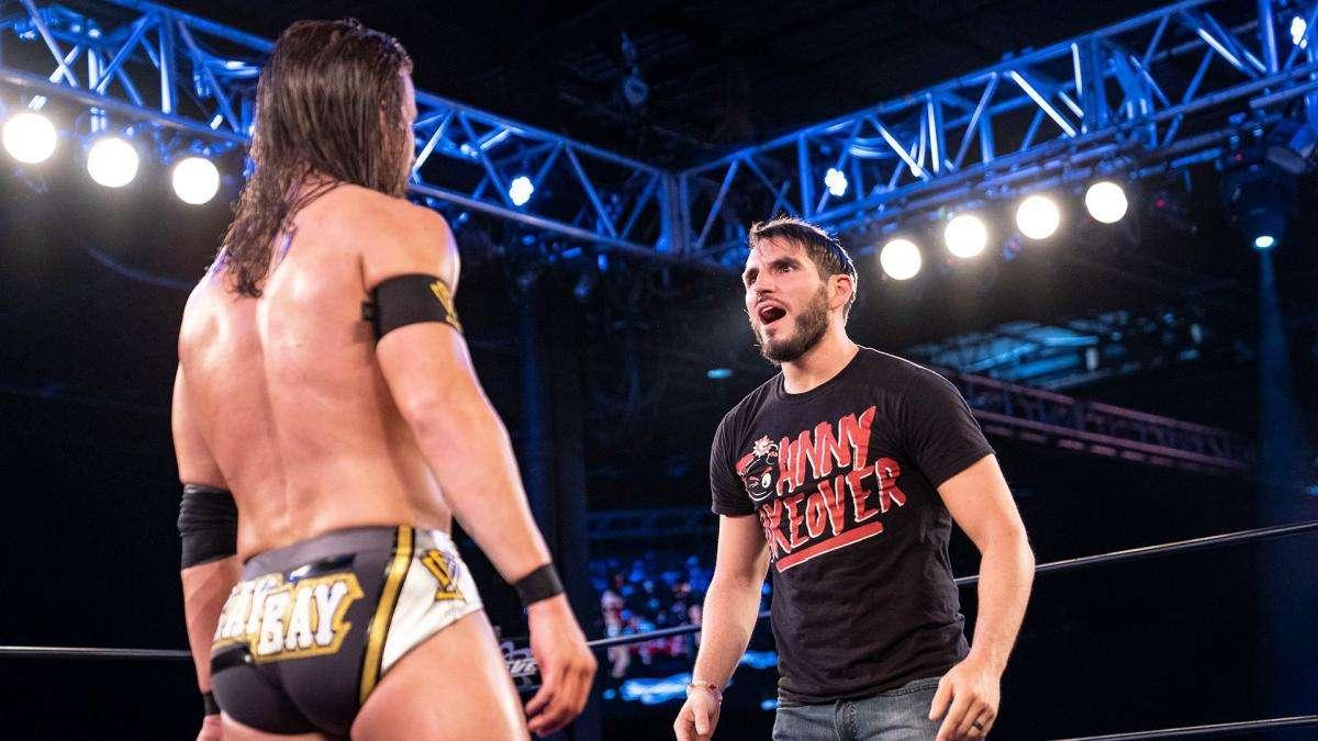 Johnny Gargano - Adam Cole NXT