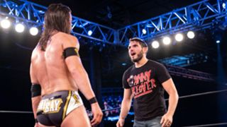 Johnny Gargano - Adam Cole NXT