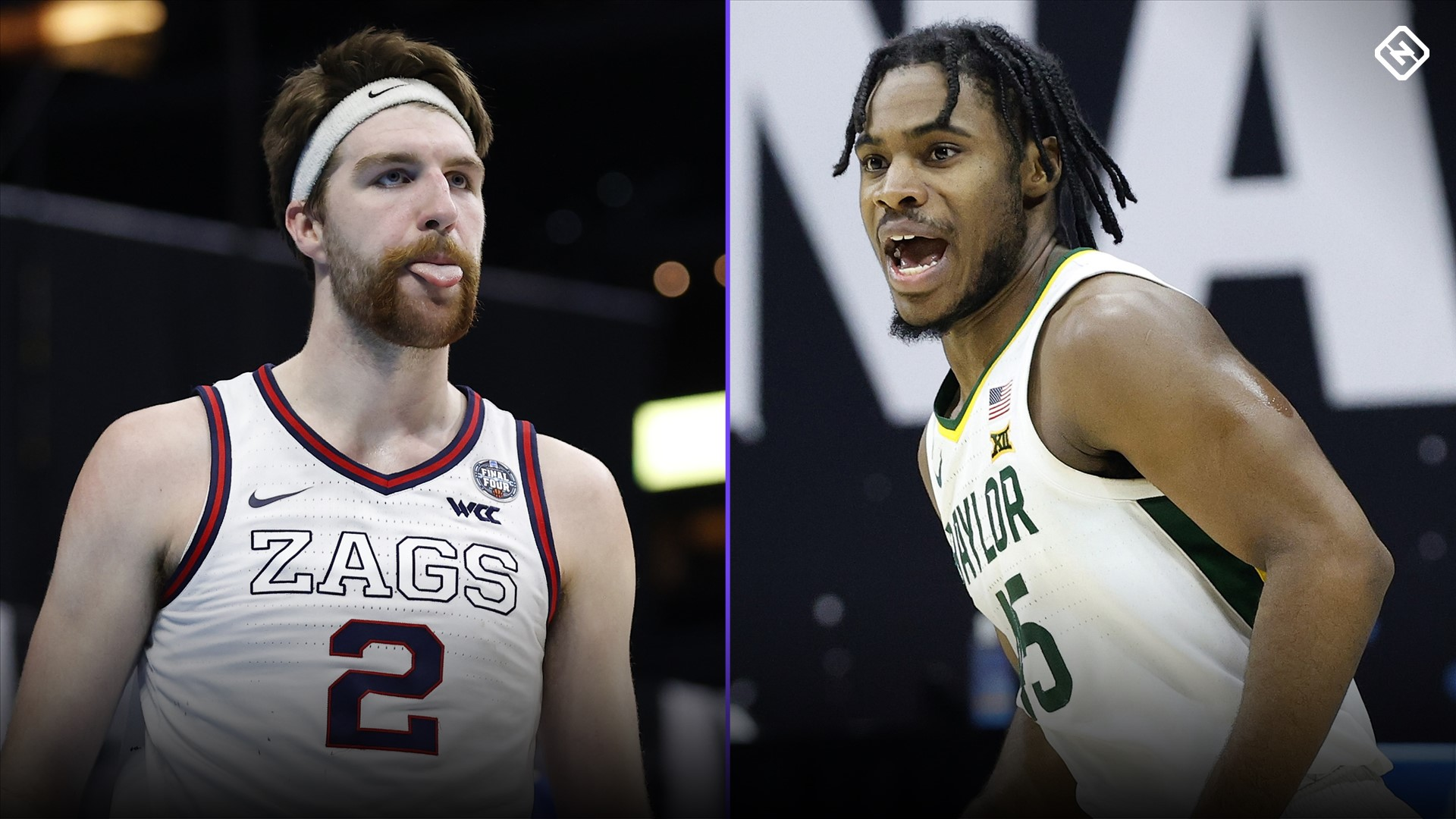 Which channel is Gonzaga vs Baylor today?  Time for the 2021 NCAA Championship TV