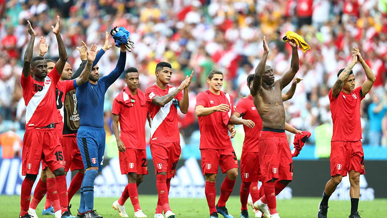 peru bow out World Cup 2018