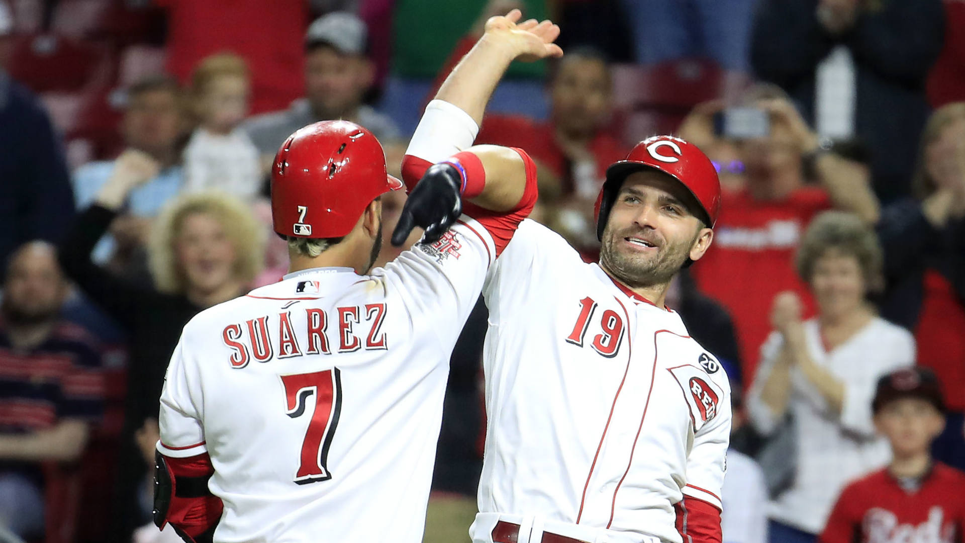 Reds as playoff contenders in 2020? Maybe it's time to ...