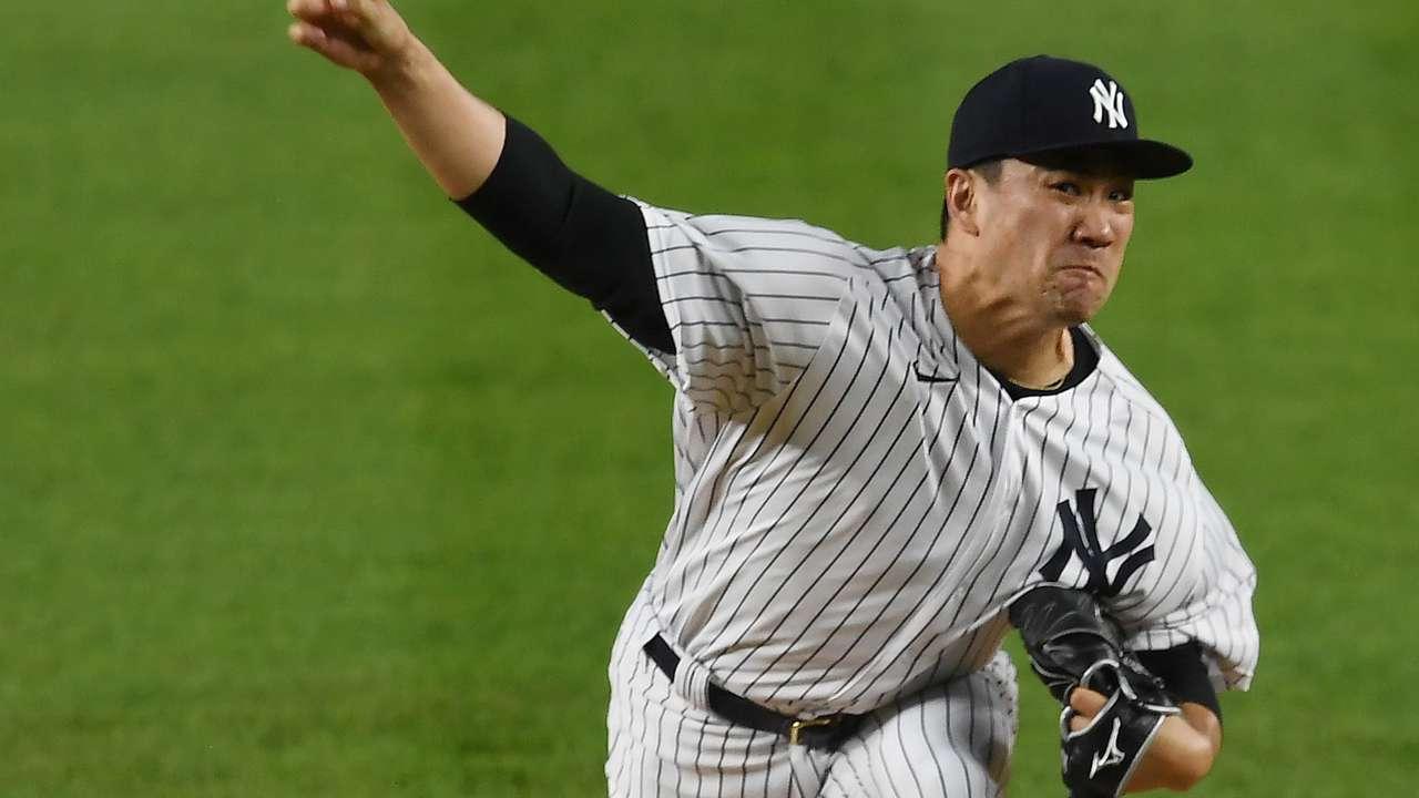ヤンキース-田中将大