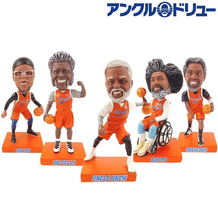 Uncle Drew Official Collection