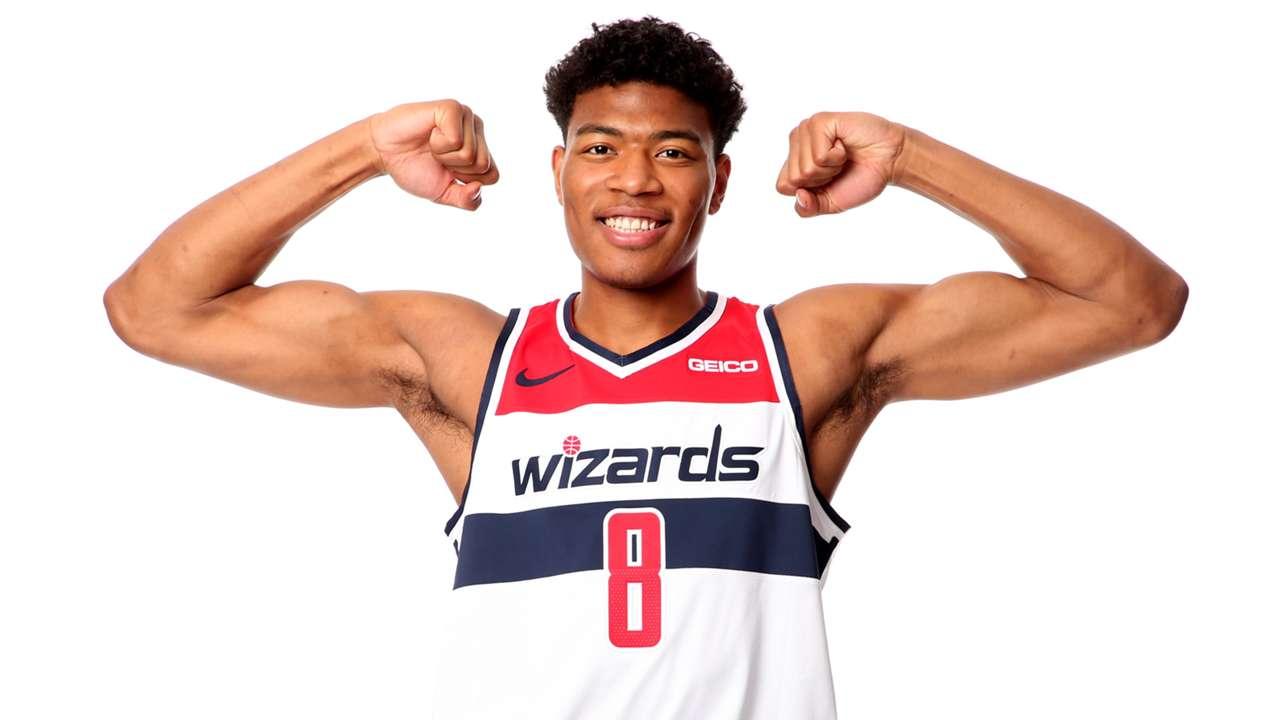 八村塁 Rui Hachimura Wizards