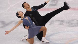 Yu Xiaoyu and Zhang Hao, China