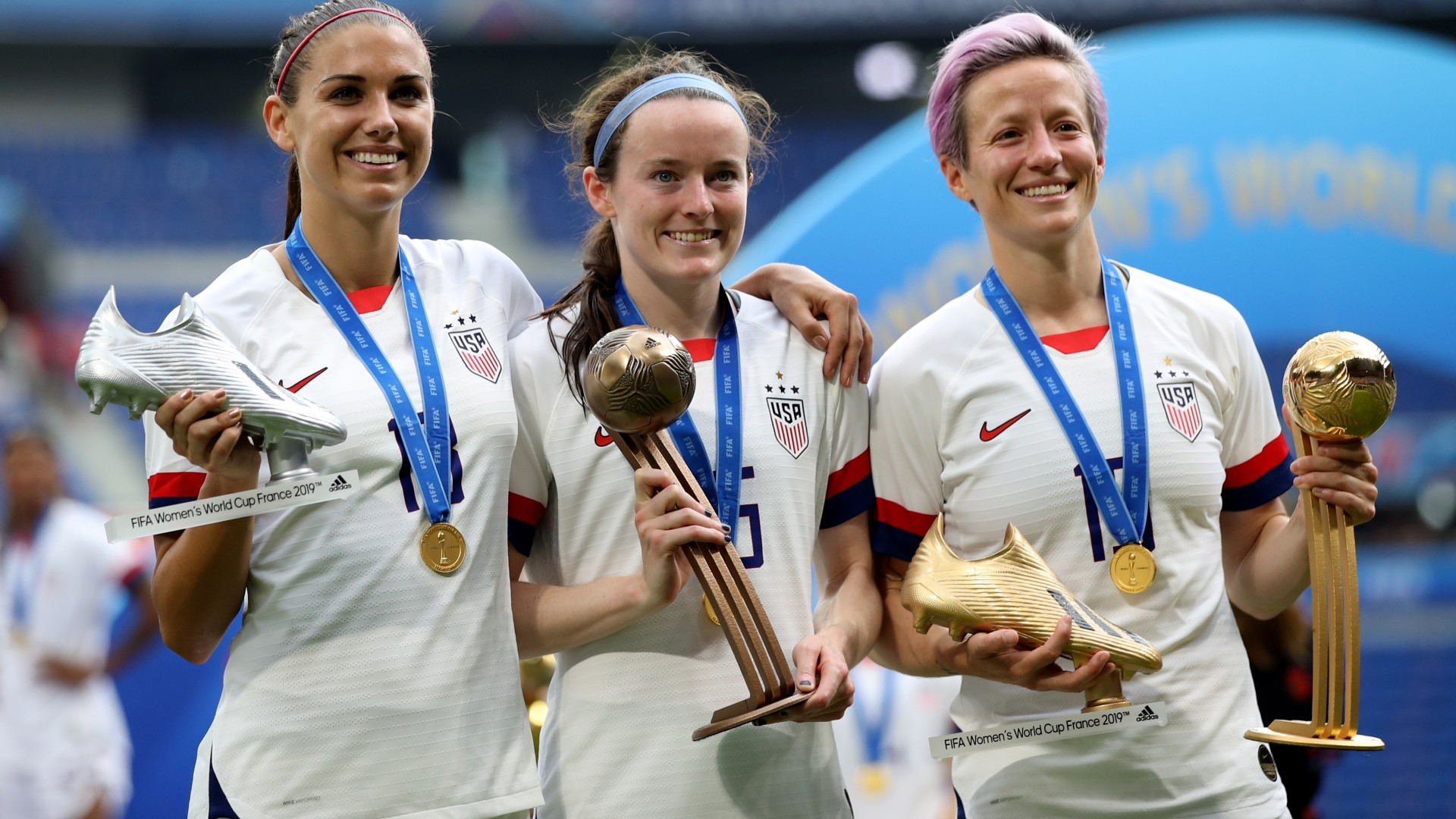 The inequality of FIFA awards is a problem that the USWNT is struggling to get equal pay for, says US football president