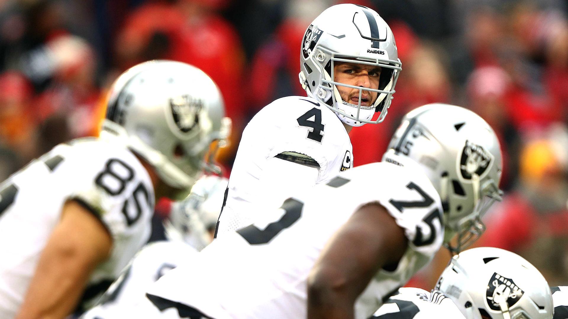 Raiders 2019 Depth Chart Breakdown Antonio Brown Small Part Of Big Change In Oakland Sporting News