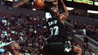 Joe Smith Timberwolves 99 - 072615 - Getty - FTR