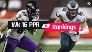 Week-16-Fantasy-PPR-TE-Rankings-Getty-FTR