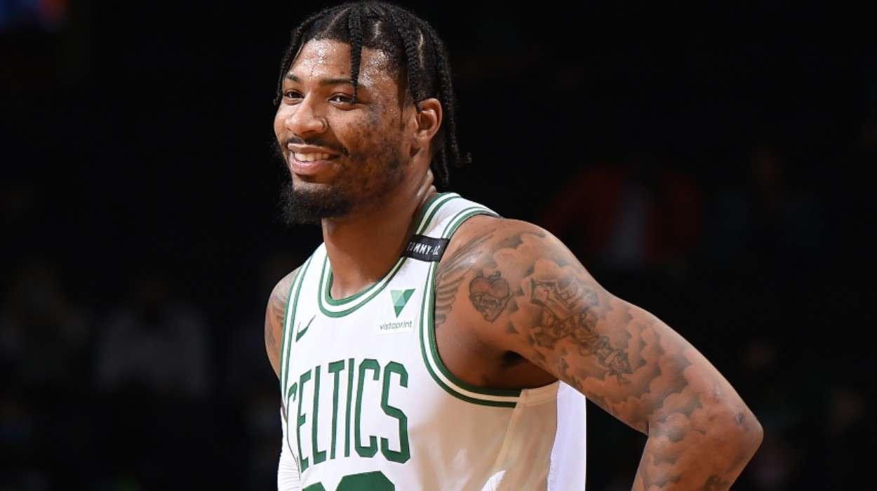 Marcus Smart Boston Celtics