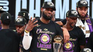 NBA Finals Game 6 LeBron James