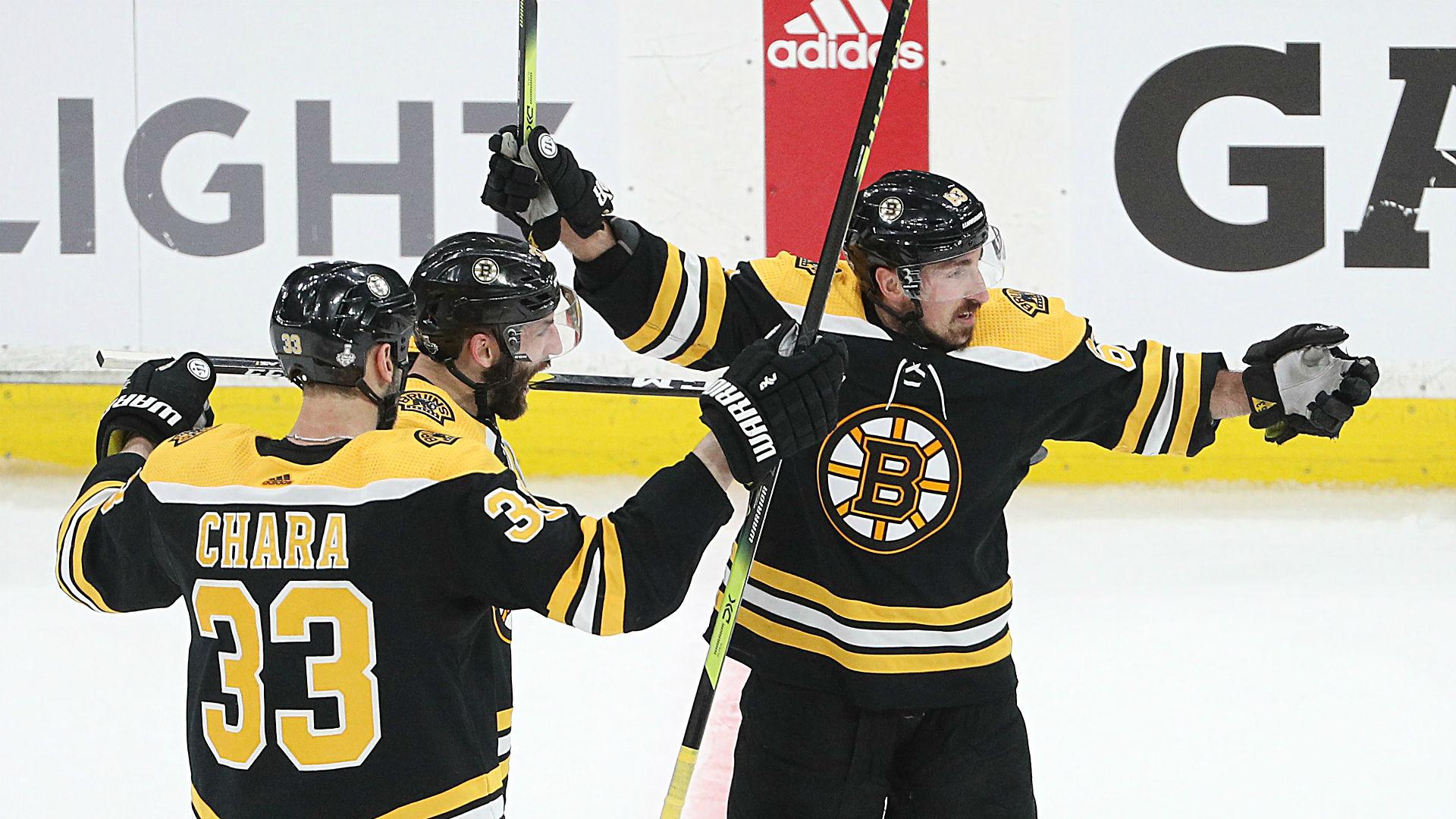 NHL 2019-20 regular season: Bruins win Presidents' Trophy, Pastrnak and Ovechkin share Rocket Richard