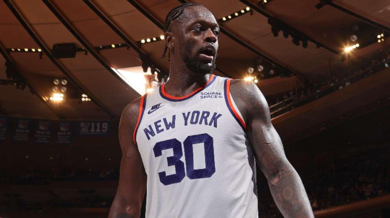 Julius Randle New York Knicks