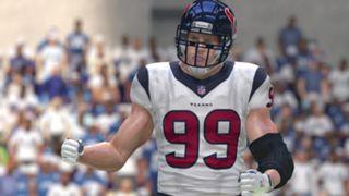 J.J. Watt Madden NFL 16