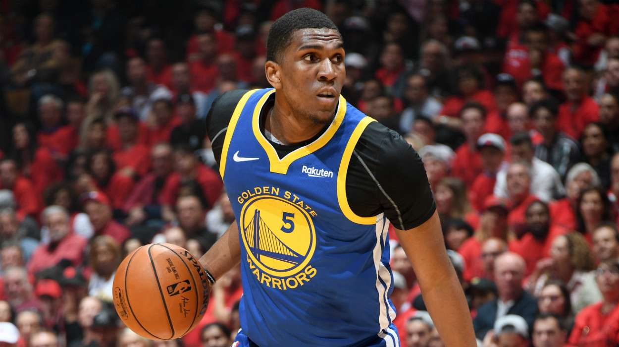Kevon Looney Golden State Warriors