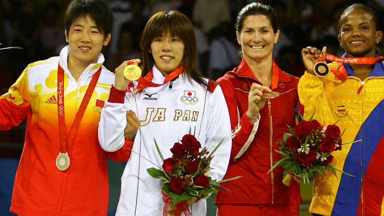 吉田沙保里, 北京五輪, 金メダル