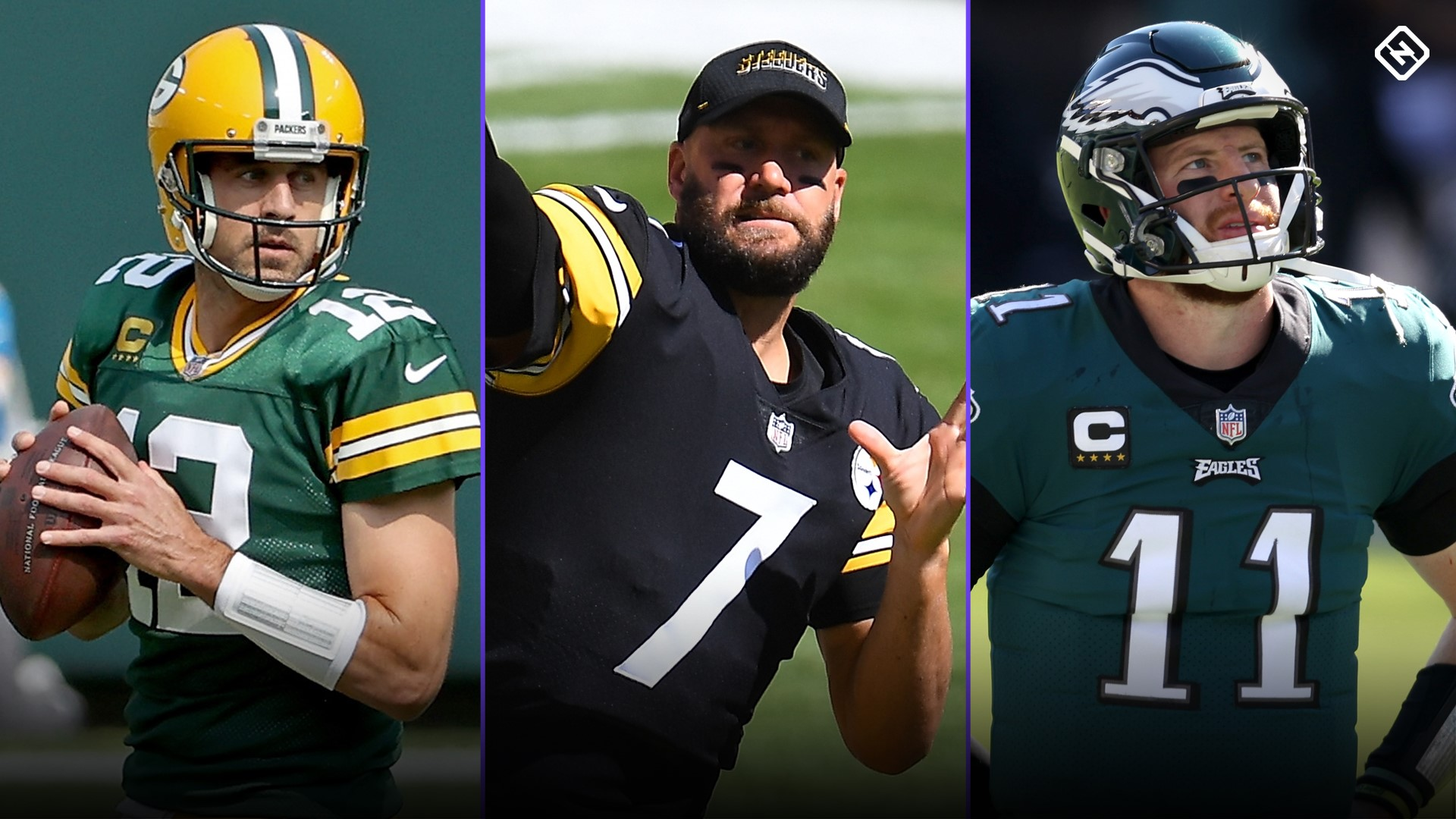 NFL contenders or pretenders? Steelers, Packers, Seahawks are for real; Eagles, Vikings are done after Week 2