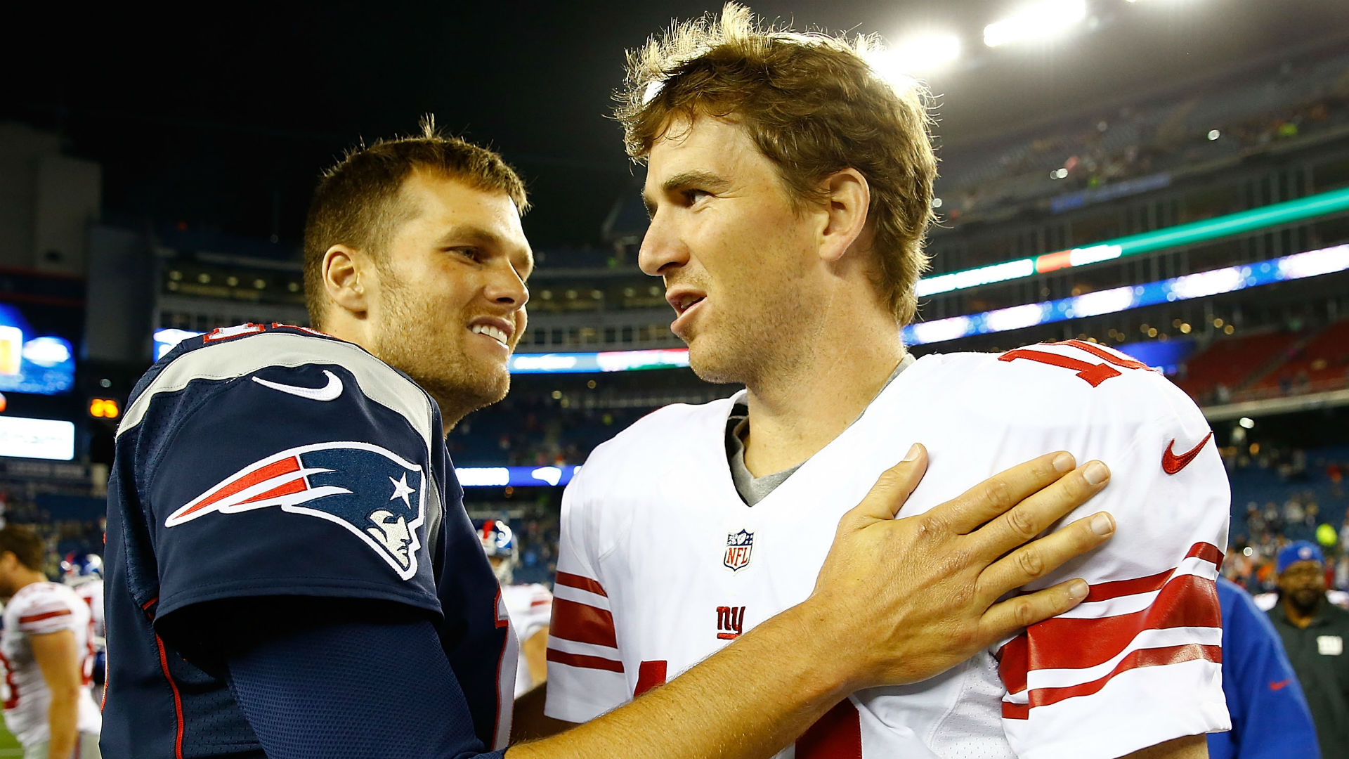 Eli Manning joined Twitter and immediately started trading humorous jabs with Tom Brady 1
