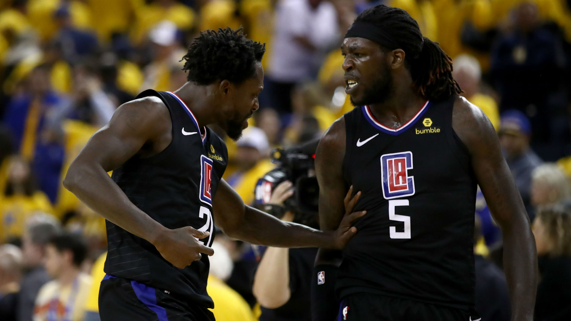 Patrick Beverley Twitter react to Montrezl Harrell leaving Clippers for Lakers
