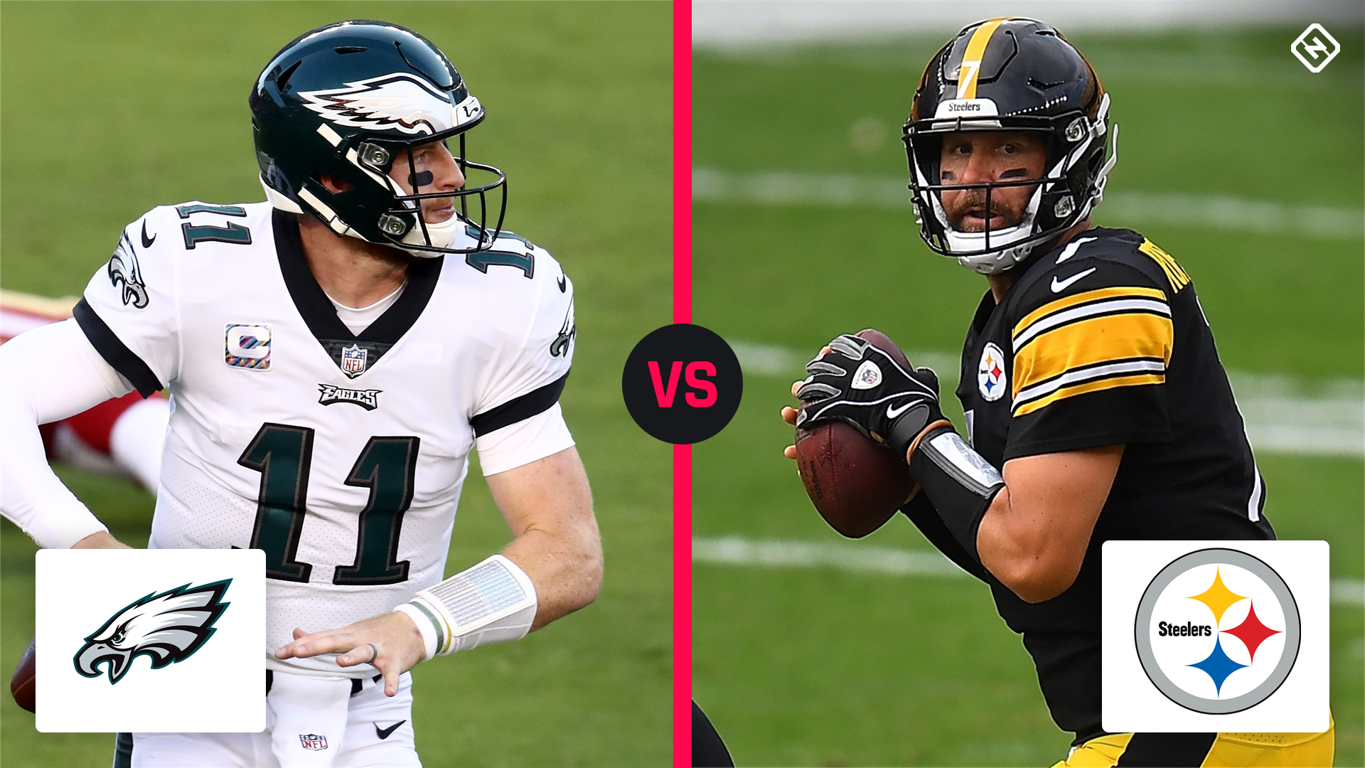 What channel is Steelers vs. Eagles on today? Time, TV schedule for Week 5 NFL game 1
