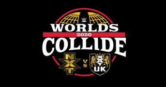 WWE World Collide 2020 logo