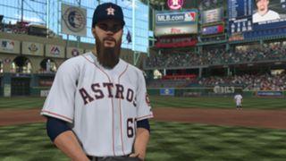 MLB The Show 16 Dallas Keuchel