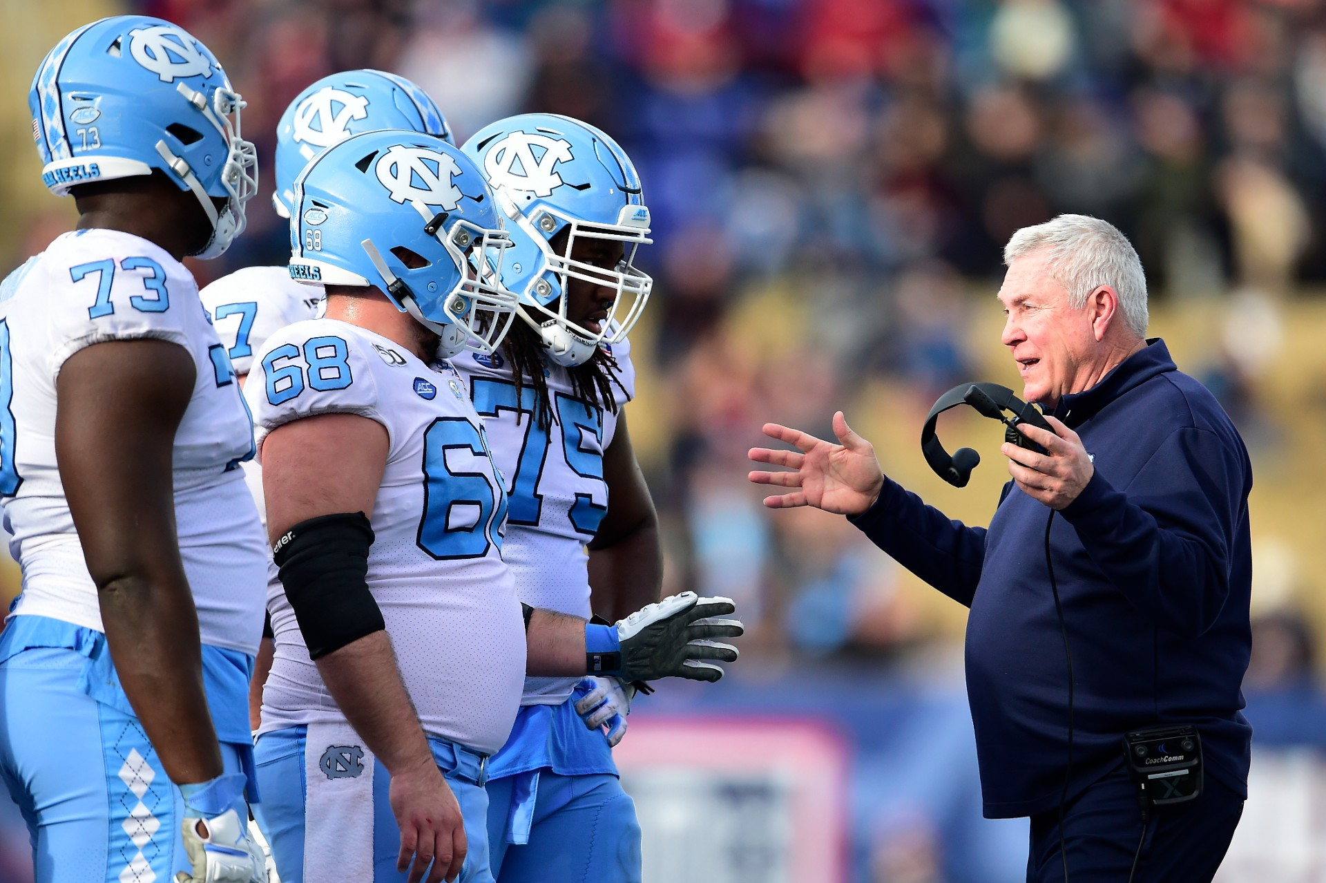 UNC the place to be? Mack Brown's blue-chip recruiting easy to see